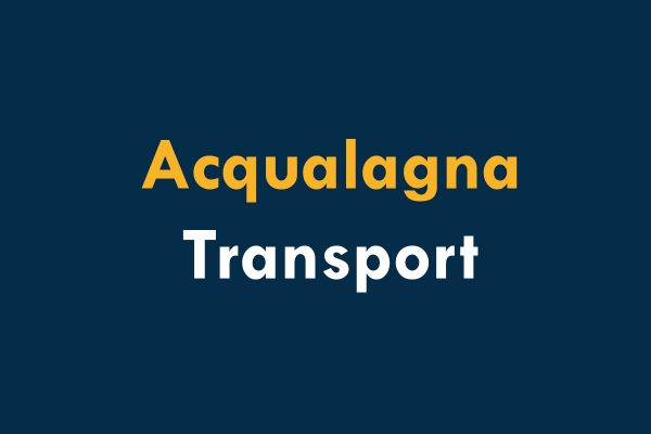 Transport Moldova – Acqualagna