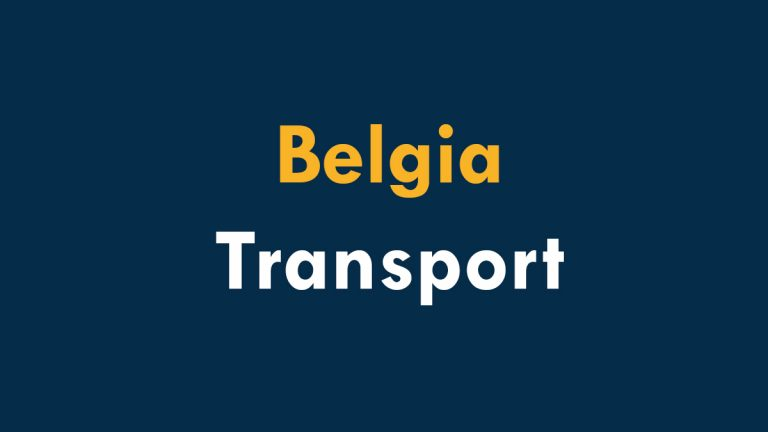 Transport Moldova – Belgia