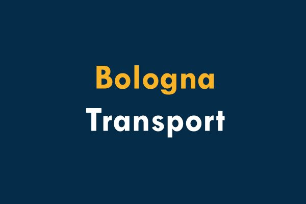 Transport Moldova – Bologna