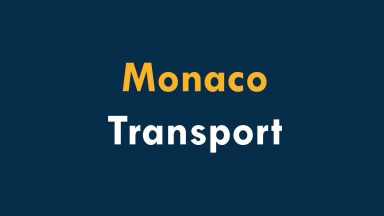 Transport Moldova – Monaco