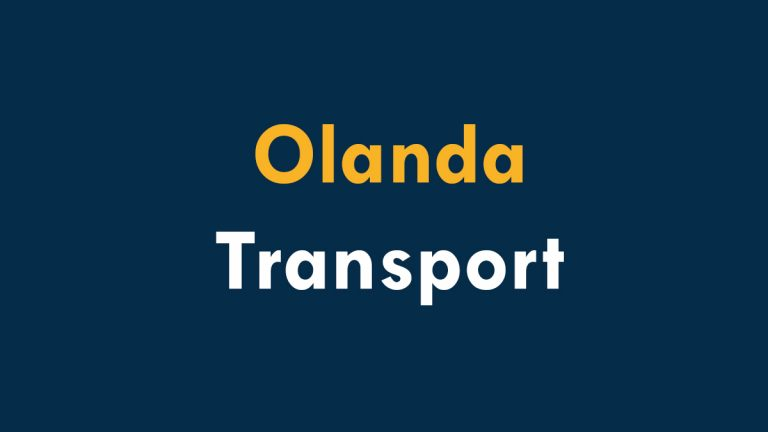 Transport Moldova – Olanda