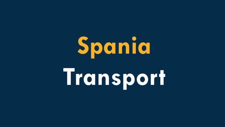 Autocar Spania – Moldova