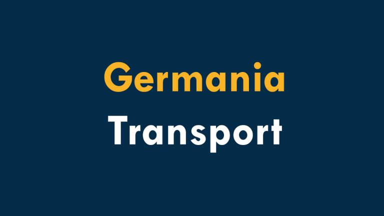Transport Moldova – Germania