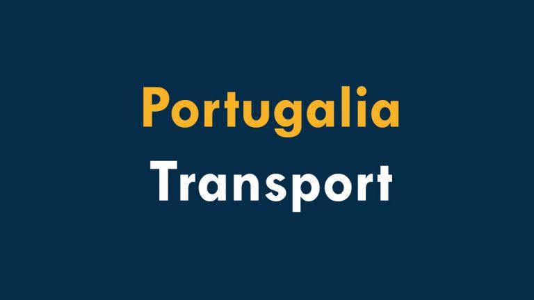 Transport Moldova – Portugalia